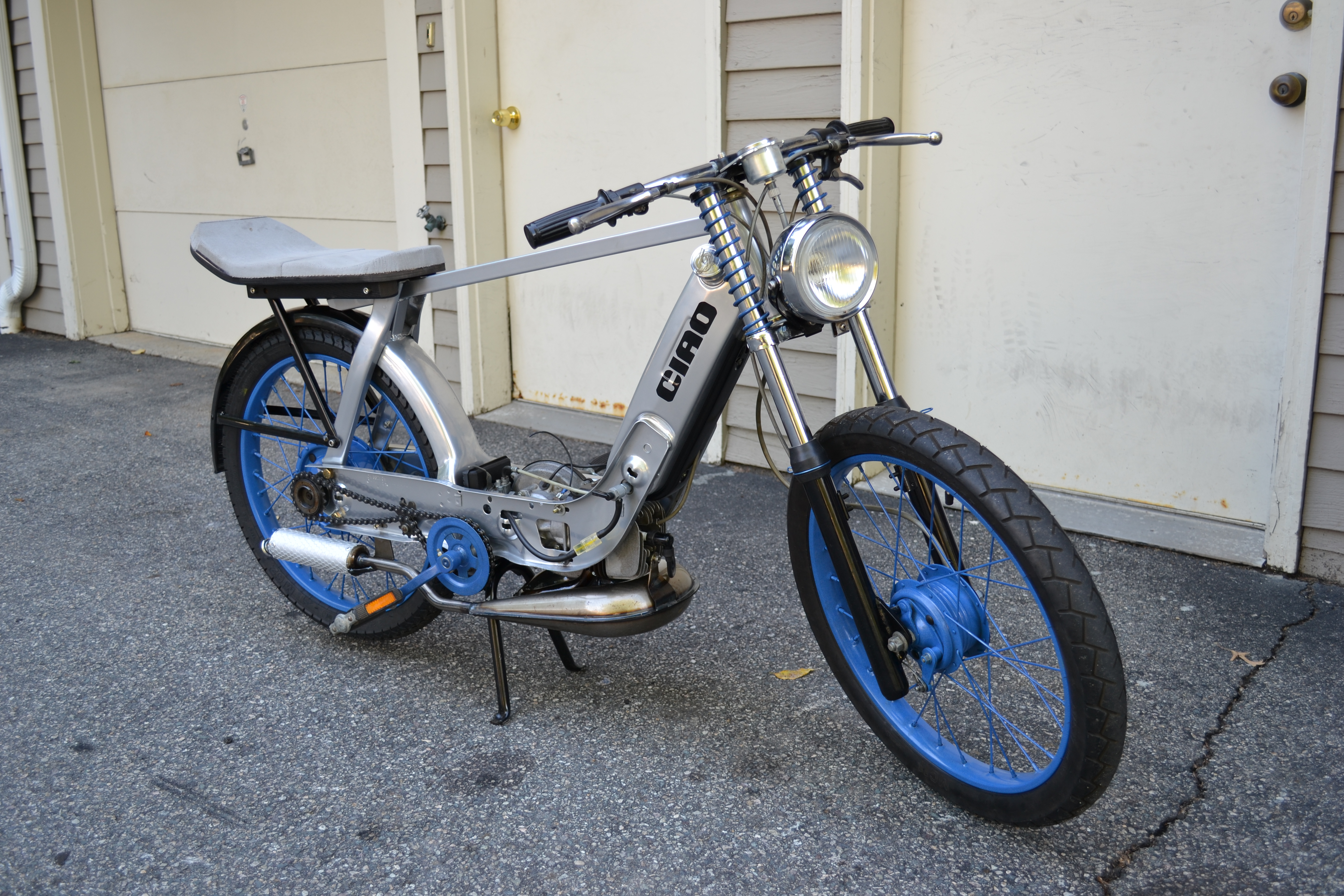 Trac moped 16